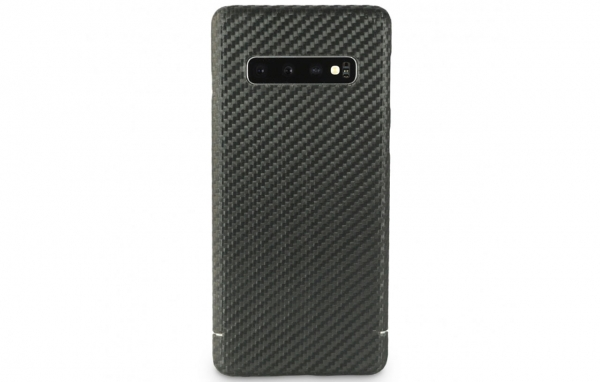 Carbon Cover Samsung Galaxy S10